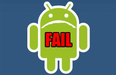 android_fail